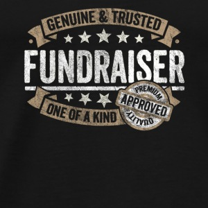 Fundraiser Premium Quality Approved - Mannen Premium T-shirt