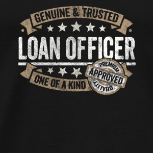 Loan Officer Premium Quality Approved - Men's Premium T-Shirt