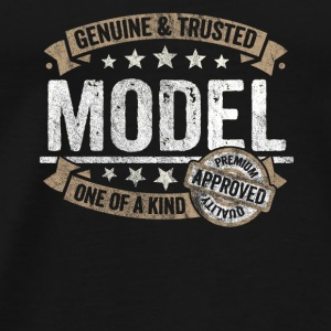 Model Premium Quality Approved - Männer Premium T-Shirt