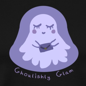 Ghoulishly Glam - Mannen Premium T-shirt
