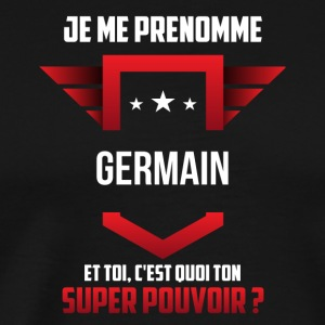 Germain - T-shirt Premium Homme