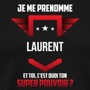 Laurent - T-shirt Premium Homme