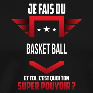 Basket ball - T-shirt Premium Homme