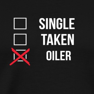 Single Taken Oiler - Männer Premium T-Shirt