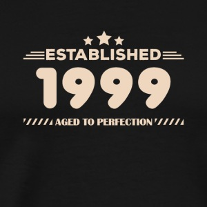 Gift for 1999 born - Men's Premium T-Shirt