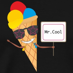 Mr Cool - Männer Premium T-Shirt