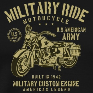 Military Ride2 - Men's Premium T-Shirt