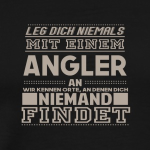ANGLER - Men's Premium T-Shirt