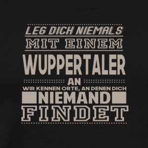 WUPPERTALER - Men's Premium T-Shirt