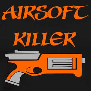 airsoft killer - Men's Premium T-Shirt