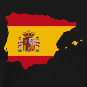 Spanish Flag - Men's Premium T-Shirt