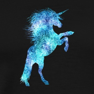 unicorn queens princess born glitter einhorn - Männer Premium T-Shirt