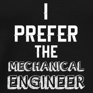 ENGINEER - Mannen Premium T-shirt