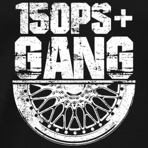 150 PS Gang White - Men's Premium T-Shirt