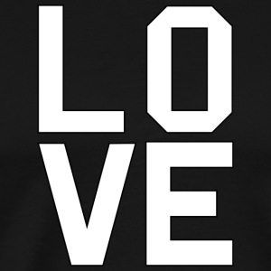 LOVE Sells - Männer Premium T-Shirt