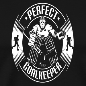 PERFECT GOALKEEPER - Men's Premium T-Shirt