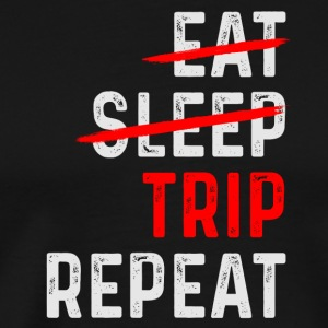 TRIP REPEAT - T-shirt Premium Homme
