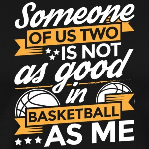 SOMEONE OF US basketball - Men's Premium T-Shirt