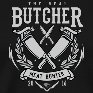 The Real Butcher - Männer Premium T-Shirt