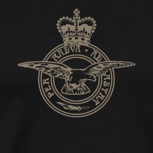 Badge de la Royal Air Force - T-shirt Premium Homme