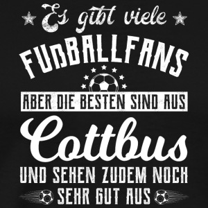 Football T-shirt - Cottbus gift - Mannen Premium T-shirt