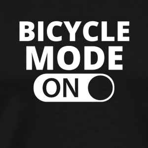MODE ON BICYCLE - Men's Premium T-Shirt