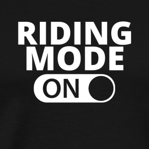 MODE ON RIDING - Men's Premium T-Shirt