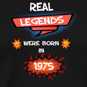 Real legends comic born in 1975