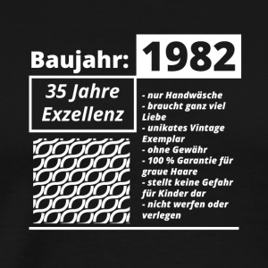 Year of construction 1982 - Men's Premium T-Shirt