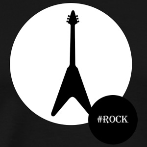 Rock2 - Premium T-skjorte for menn