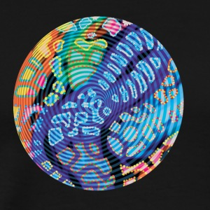concentric - Men's Premium T-Shirt