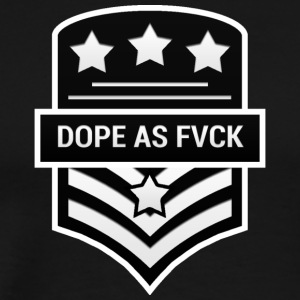 Dope Comme Fvck - T-shirt Premium Homme