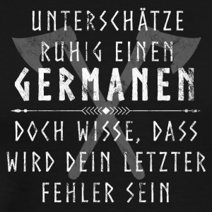 Germanen - Männer Premium T-Shirt
