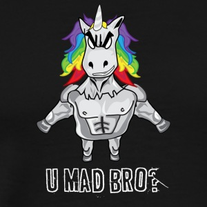 U mad bro? - Premium T-skjorte for menn