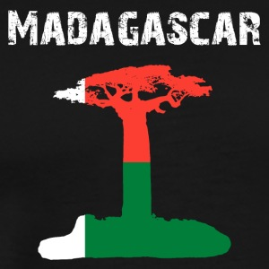 Nation-Design Madagascar Baobab - T-shirt Premium Homme