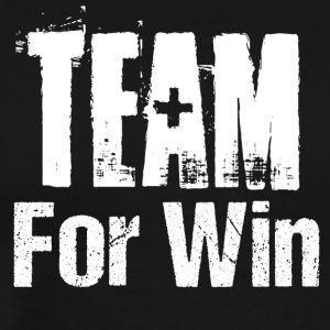 Team for Win FTW Teamplayer Competition Competition - Men's Premium T-Shirt