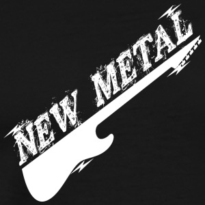 The New Metal Tees - Koszulka męska Premium