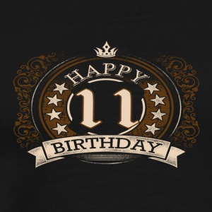 11th birthday present - Men's Premium T-Shirt
