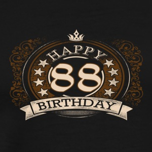 Anniversaire Eighty Eight - T-shirt Premium Homme
