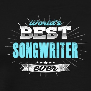 World Songwriter - Men's Premium T-Shirt
