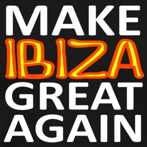 MAKE IBIZA GREAT AGAIN - Männer Premium T-Shirt