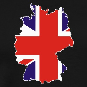 Briten in Deutschland Britons Germany UK Shirt - Männer Premium T-Shirt