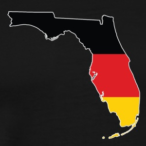 Germans in Florida Germans T-Shirt HATRIK DESIGN - Men's Premium T-Shirt