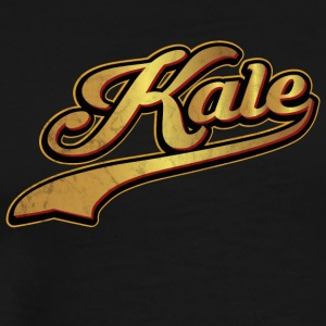 Kale of cabbage for vegetarians and vegans - Men's Premium T-Shirt