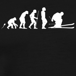 Evolution Ski - Men's Premium T-Shirt