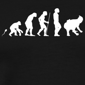 Evolution Sumo - Männer Premium T-Shirt