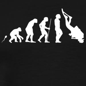 Evolution Dykning 2 - Premium-T-shirt herr