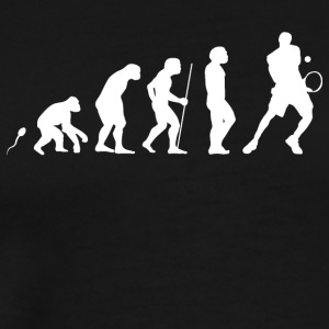 Evolution Tennis 8 - Männer Premium T-Shirt