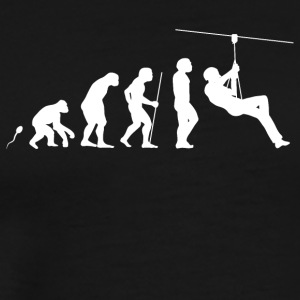 Evolution Climbing Alpinist - Men's Premium T-Shirt