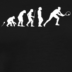 Evolution Tennis 10 - Männer Premium T-Shirt